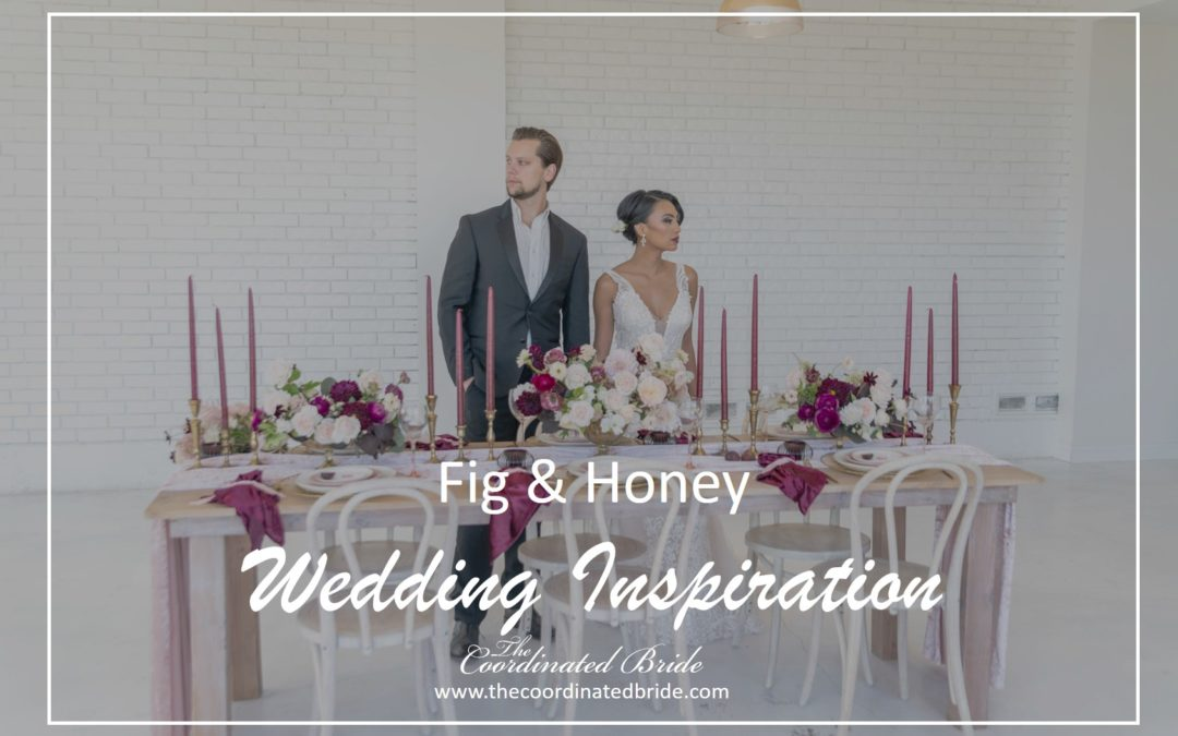 Fig and Honey Inspired Wedding Styled Shoot – Emmarie  Jackson Studios