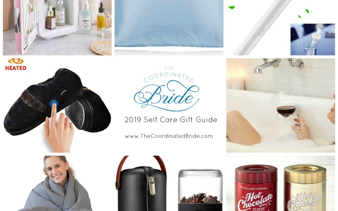 The Coordinated Bride 2019 Holiday Gift Guide – Self Care Gifts