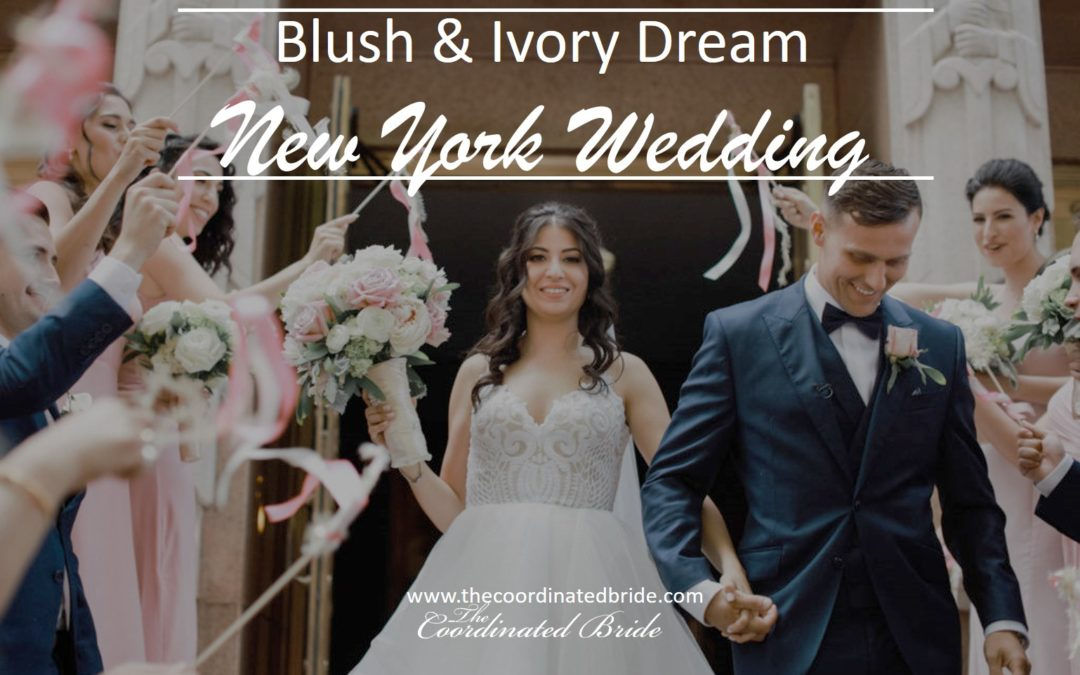 A Wedding Consultant Gets Her Own Dream Wedding: Christina & Marcin