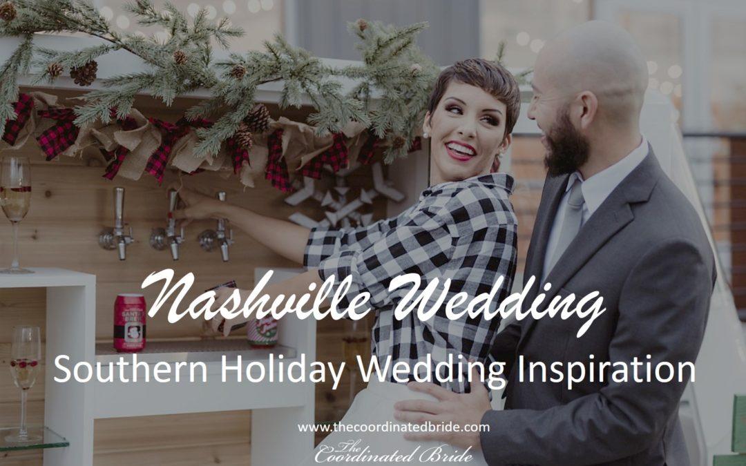 Nashville Holiday Wedding Inspiration