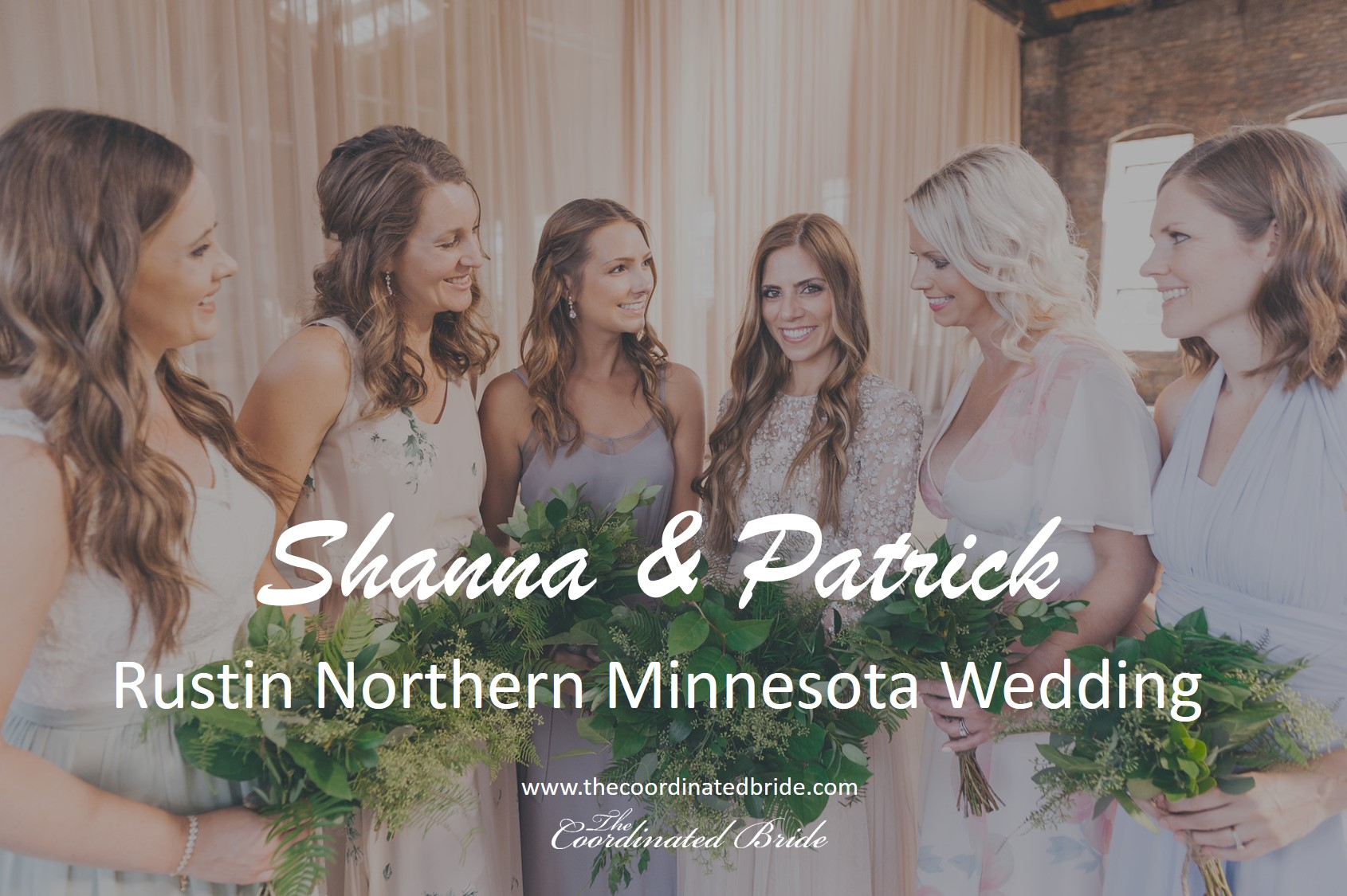 An Urban Rustic Minnesota Wedding, Shanna & Patrick