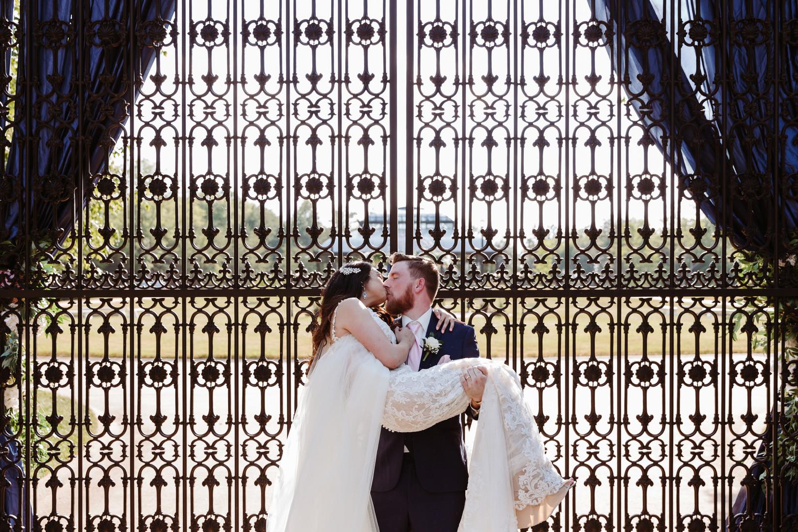 A Romantic Wedding Ceremony in the Woods – Alex & Nicole
