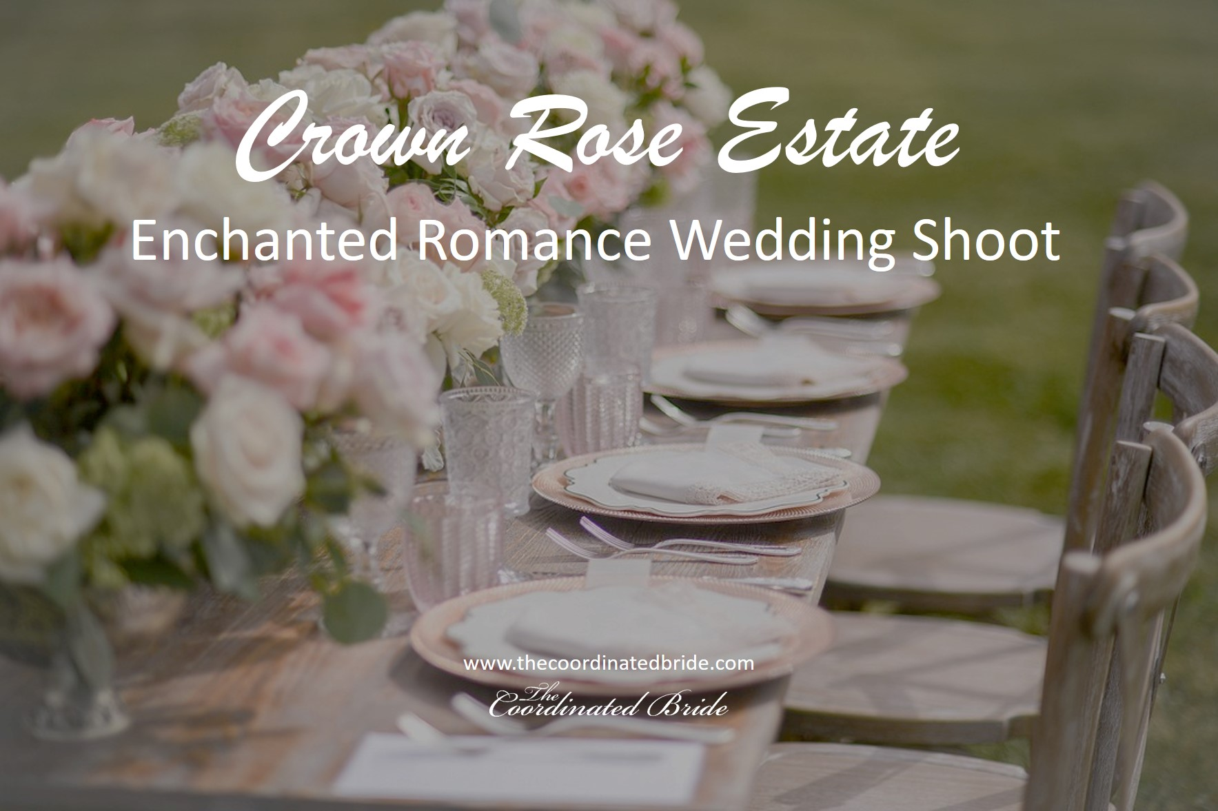 Enchanted Romance at Crown Rose Estate in Maryland