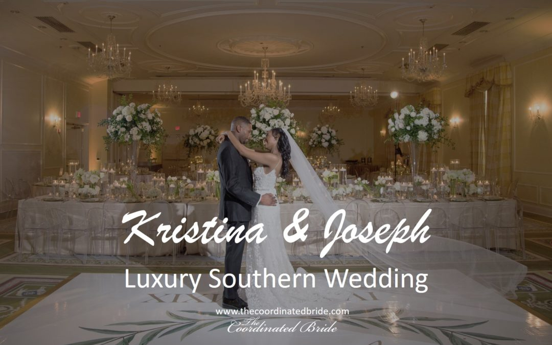 Luxury Chapel Hill, NC  Southern Wedding