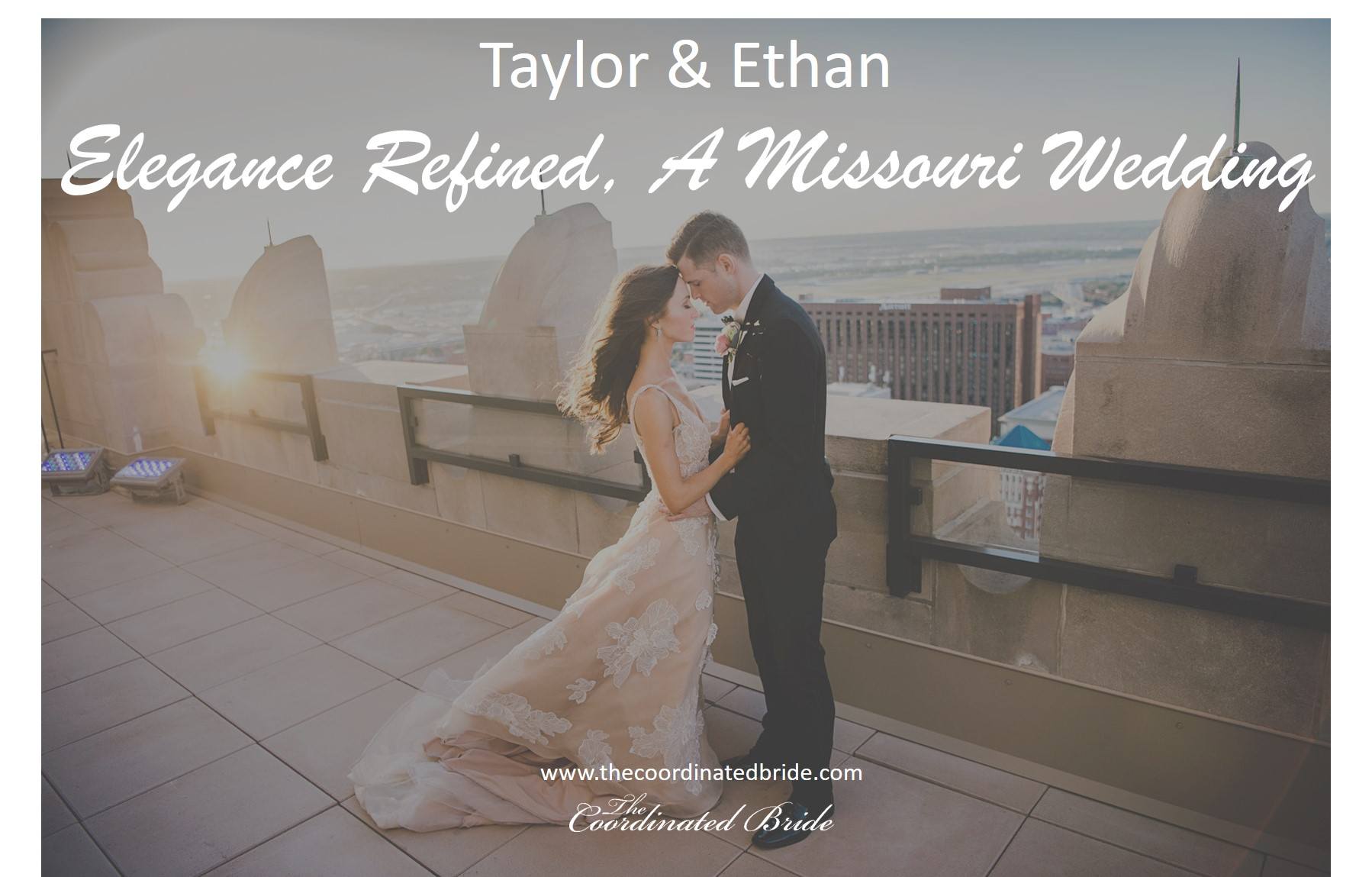 Elegance Refined, A Grand Kansas City, MO Wedding with a Large Wedding Party