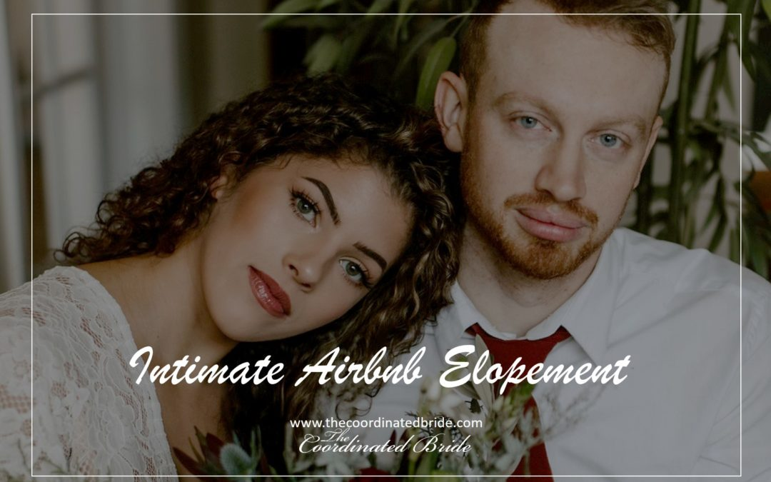 An Intimate Airbnb Elopement