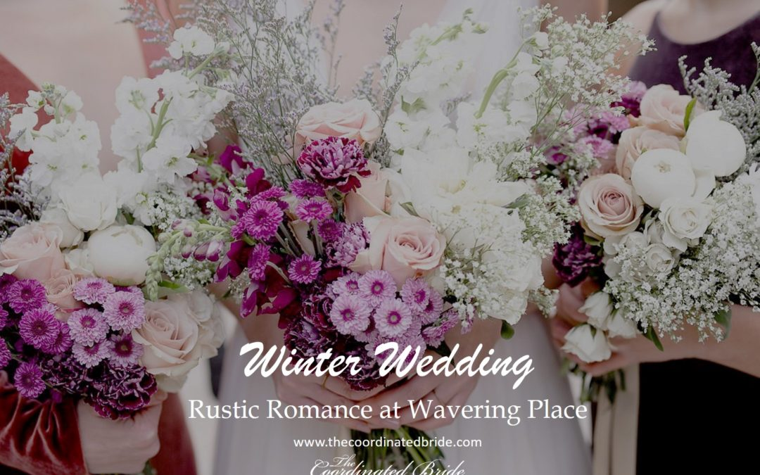Winter Wedding – Rustic Romance at Wavering Place