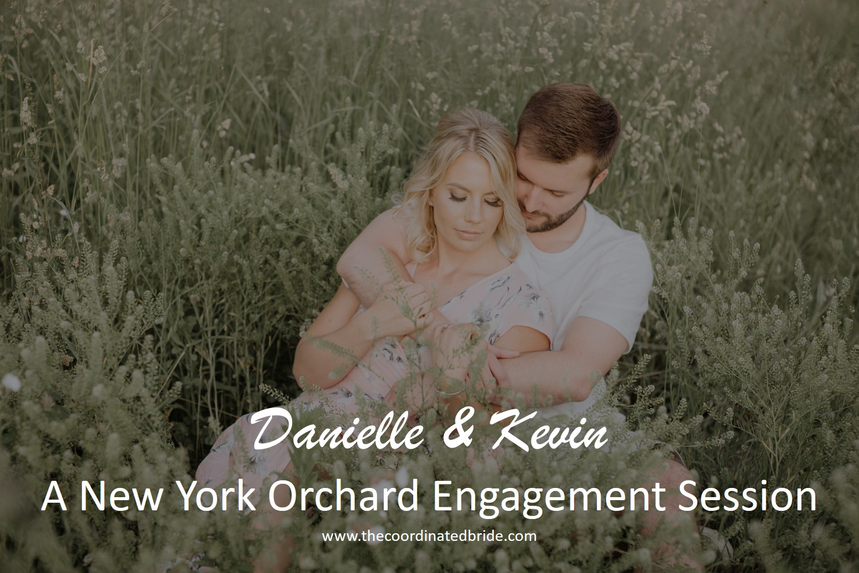 A NY Orchard Engagement Session at Indian Ladder Farms, Danielle & Kevin