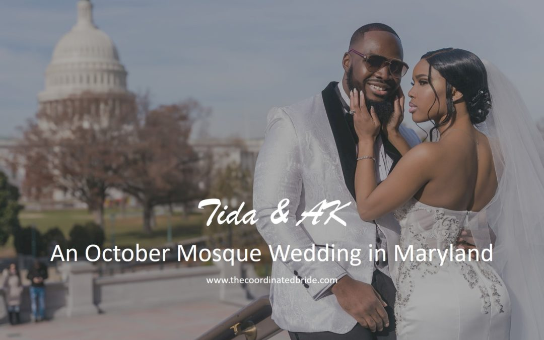 An October Mosque Wedding in Maryland