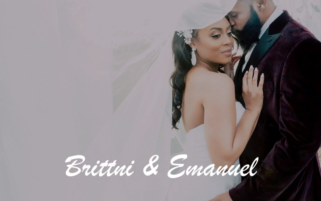 Contemporary Romance, The North Carolina Wedding of Brittni & Emanuel