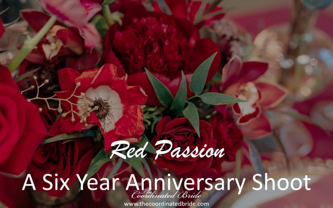 Red Passion, A Six Year Wedding Anniversary Shoot in Texas