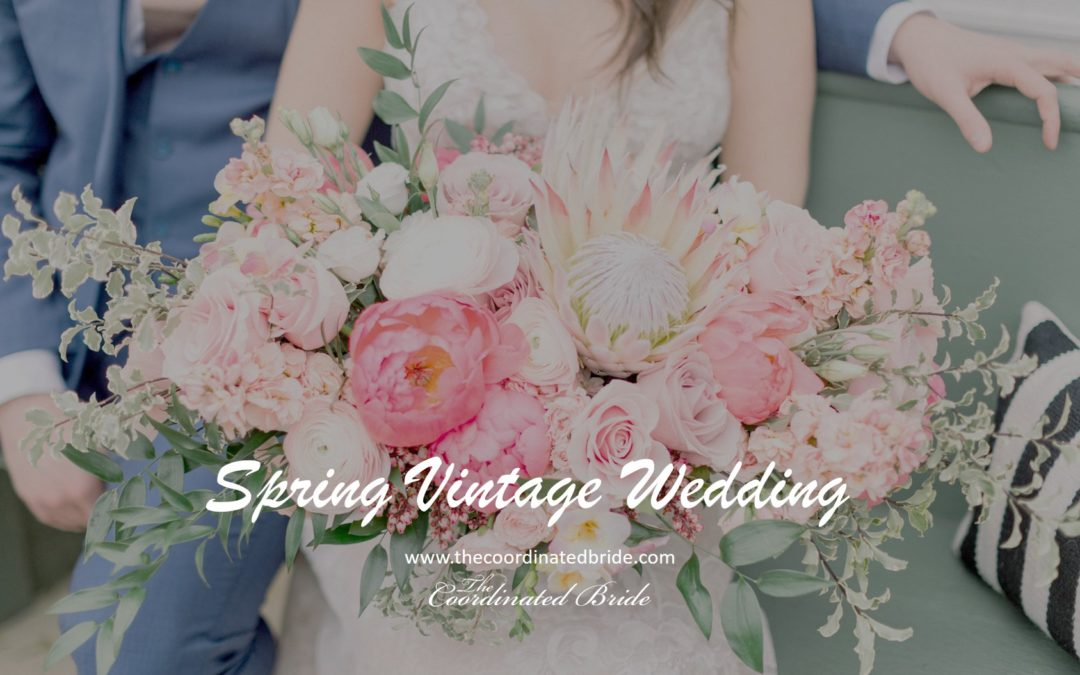 Vintage Spring Wedding Inspiration at the Marian in Kentucky