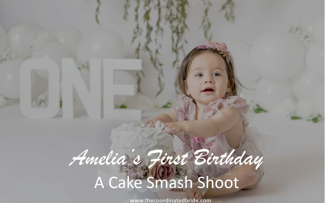 Amelia's Boho Cake Smash & Splash