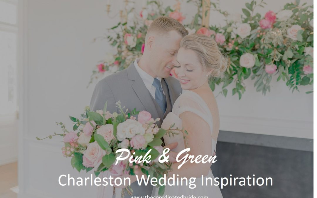 Pink & Green Wedding Inspiration