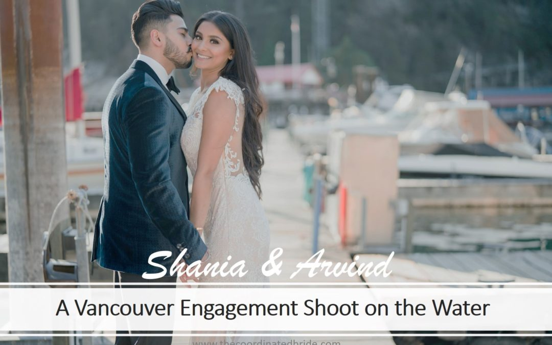 A Vancouver Engagement Shoot on the Water