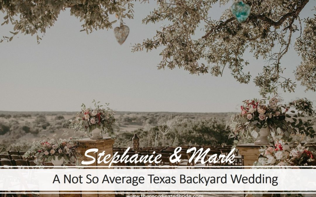 A Dark, Moody & Romantic Texas Vineyard Wedding