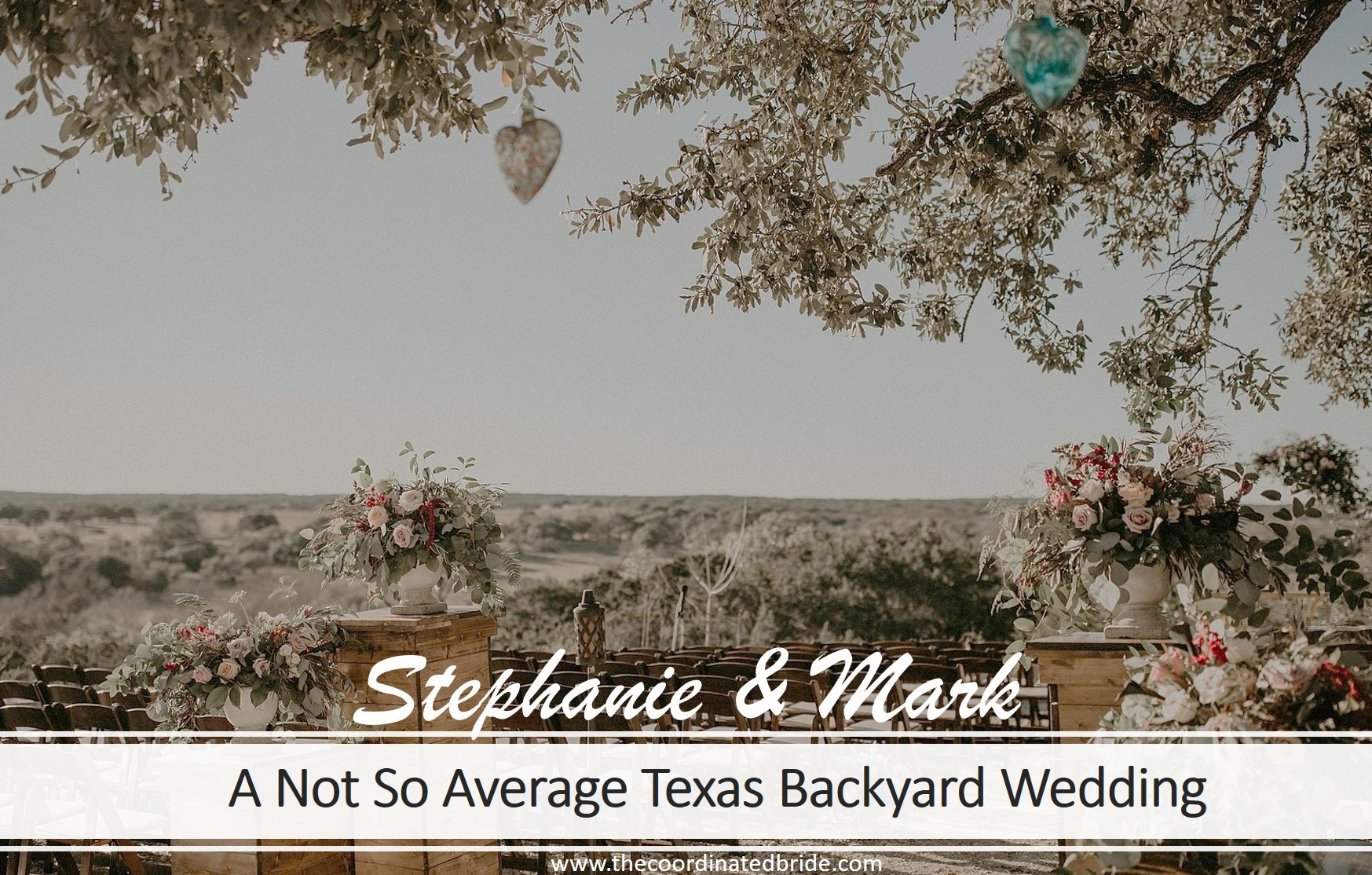 A Dark, Moody & Romantic Texas Vineyard Wedding