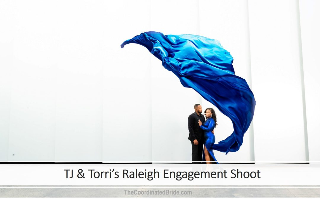 A Raleigh Engagement Shoot, TJ & Torri