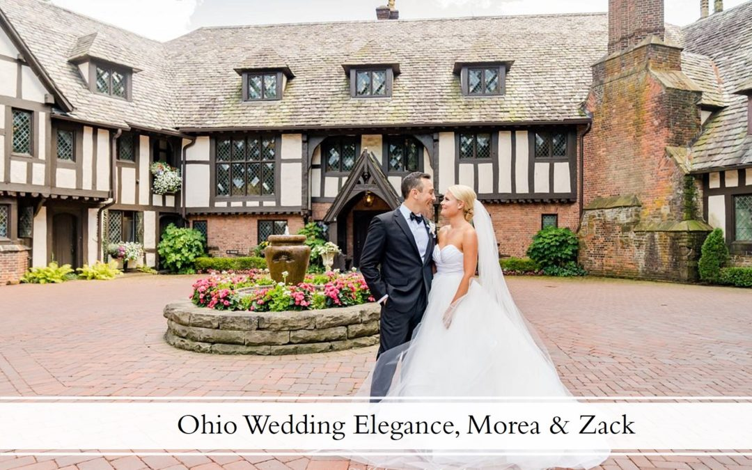 Ohio Wedding Elegance at Club Hillbrook