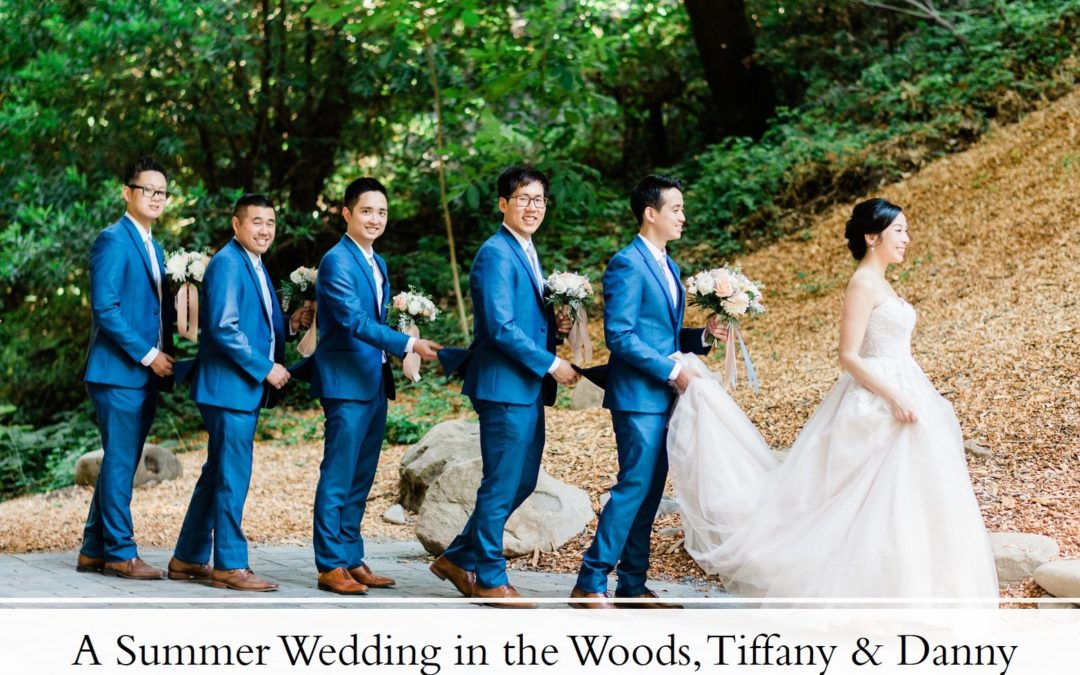 A Summer Wedding in the Woods, Tiffany & Danny