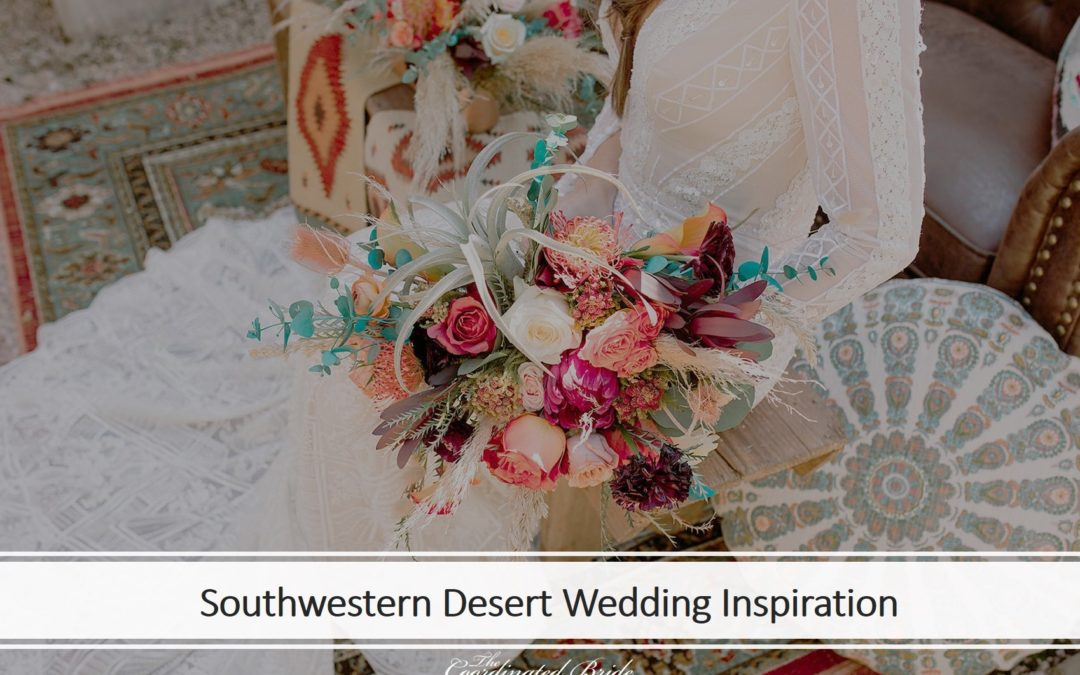 Southwestern Desert Wedding Inspiration Shoot in Texas
