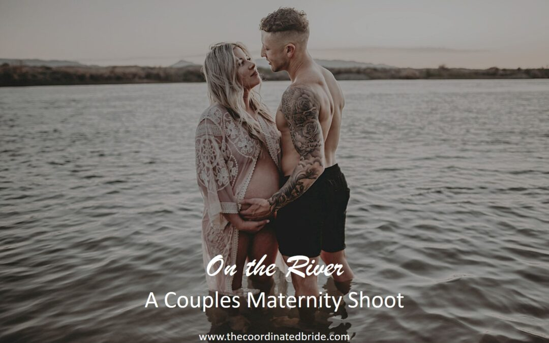 Colorado River Maternity Shoot