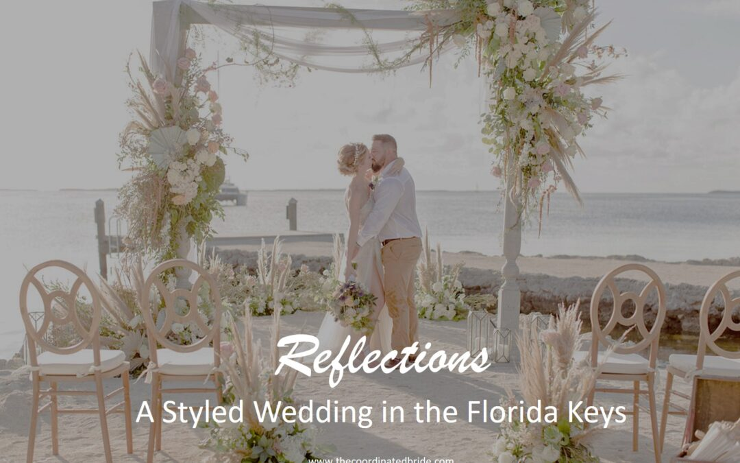 A Harbor Styled Wedding in the Florida Keys