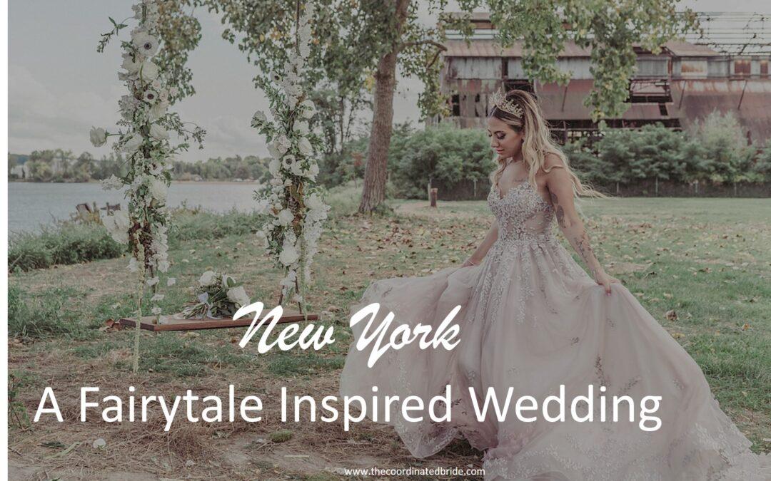 An Enchanting Fairytale Themed Wedding