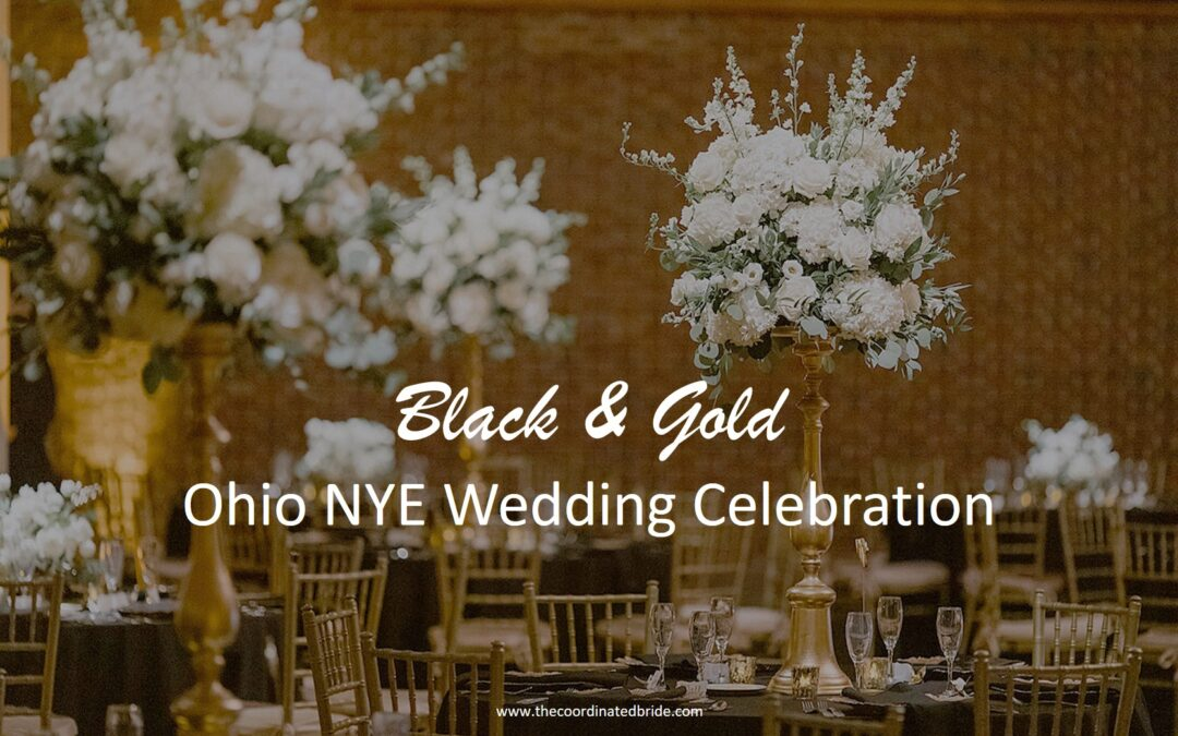 Ohio NYE Wedding at the Dayton Art Institute