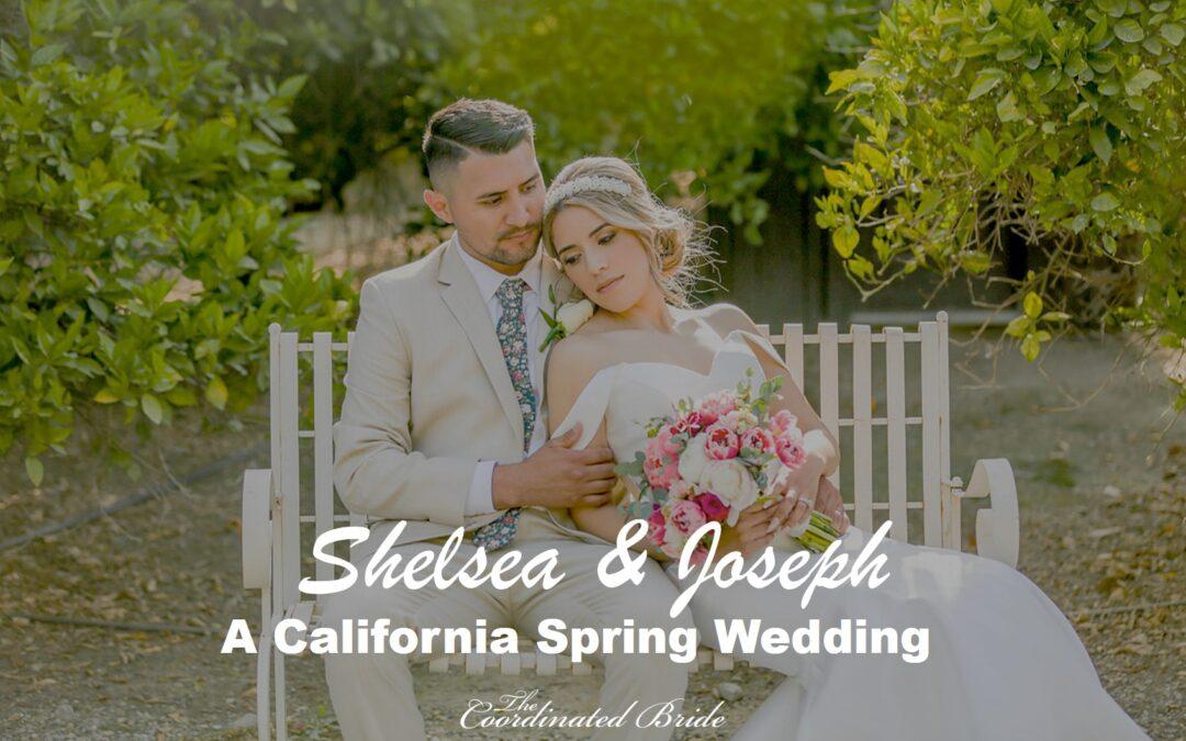 A Mesmerizing California Wedding at The Grove of Redlands  ~ Shelsea & Joseph