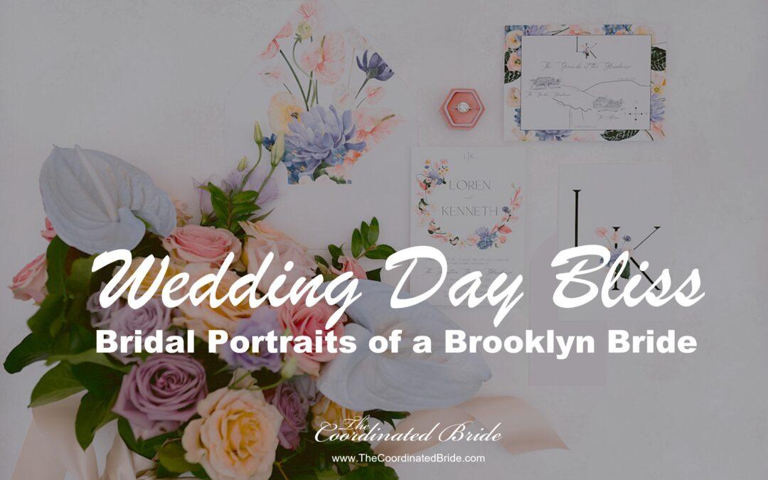 Wedding Portraits With A Brooklyn Bride
