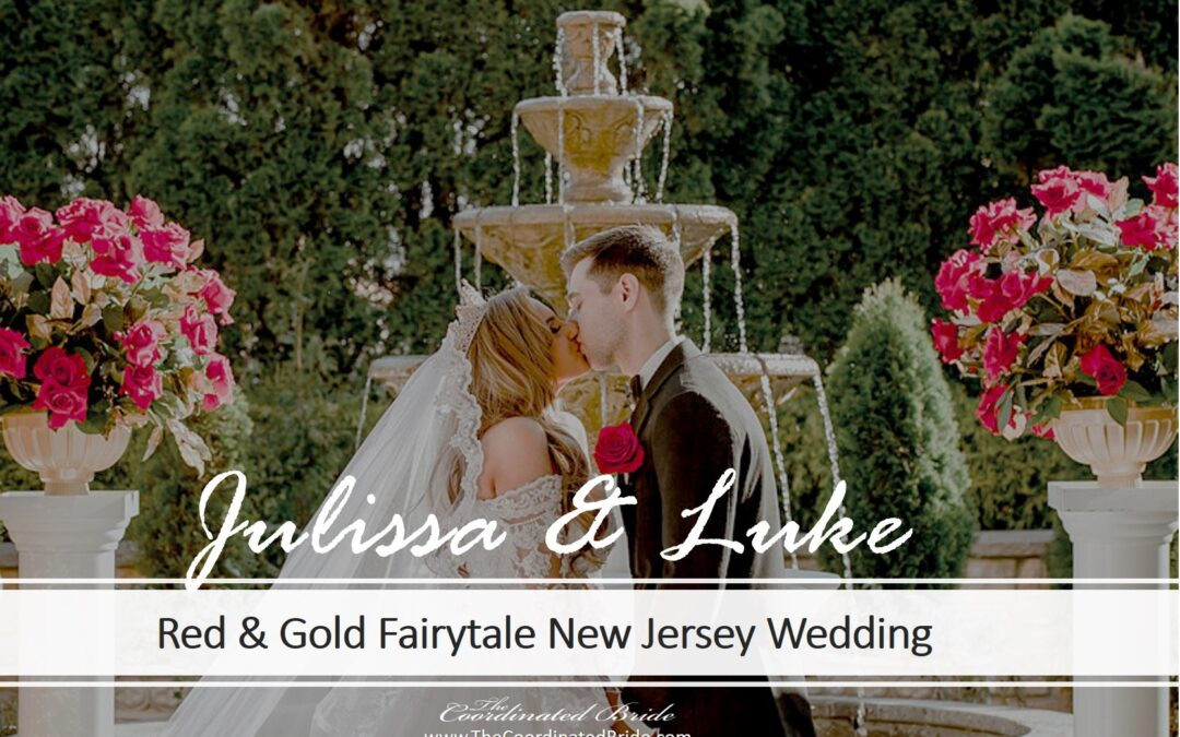 A Fairytale New Jersey Wedding at the Crystal Ballroom, Julissa & Luke