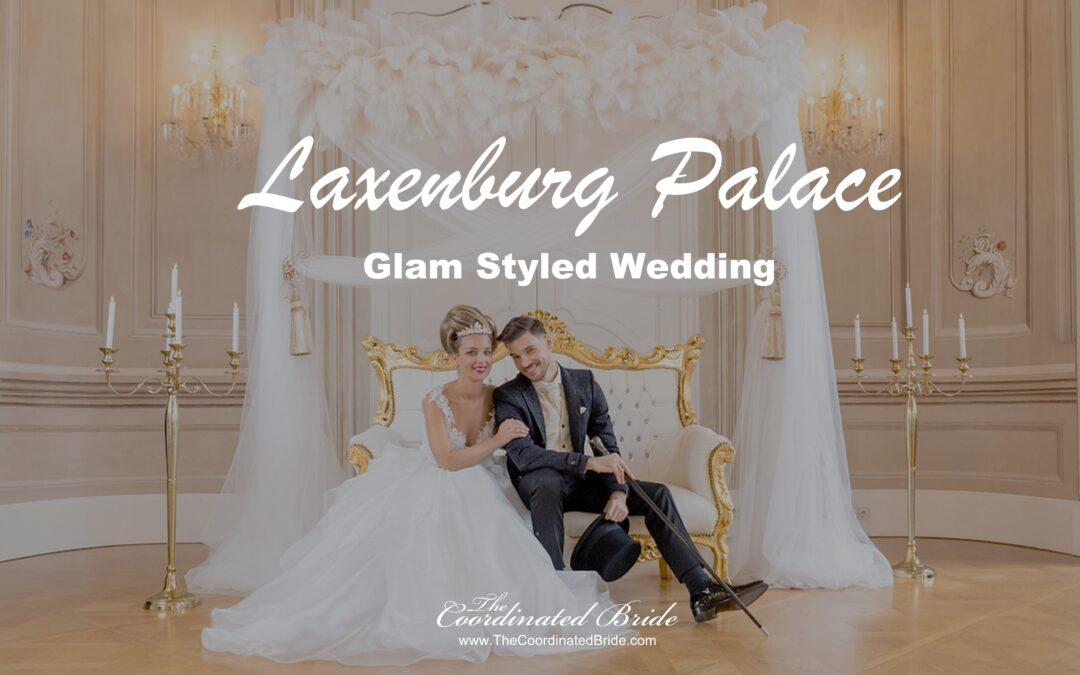 Glamorous Austria Wedding at Laxenburg Palace
